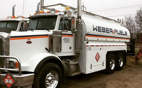 Weber Fuels